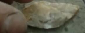Pazourkový hrot k šípu – Video návod