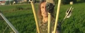 Výroba primitivního luku a šípu i lukostřelba – Video návod