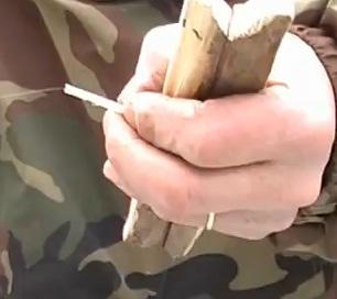 Výroba splávku a udičky