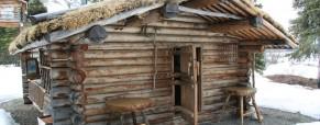 Rámová pila s minimem nástrojů – vyrobeno v lese