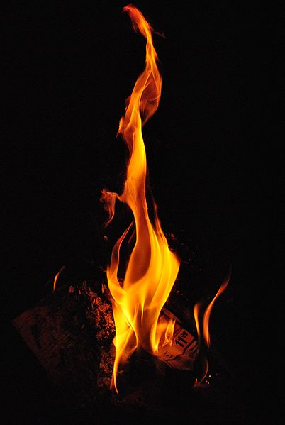 Oheň a ohniska