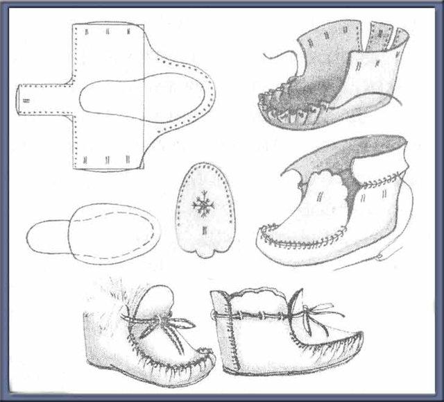 Výroba bot – návod