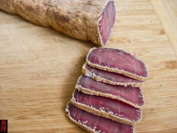 Basturma (asijské sušené maso) – foto návod