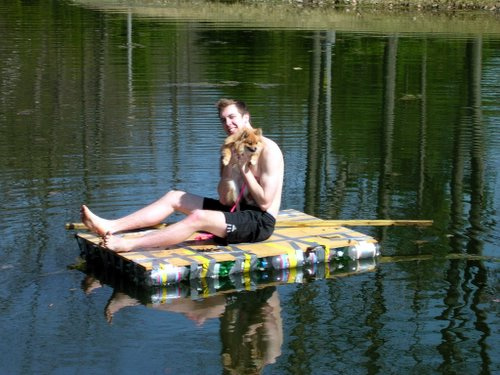 Vor z PET lahví – tip na léto