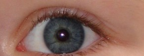 Potíže očí