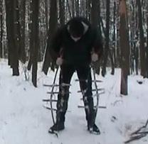 Výroba sněžnic – Video návod