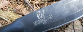 Nůž Cold Steel Bushman – foto recenze