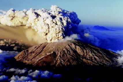 Výbuch Svaté Heleny – USA