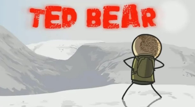 Ted Bear Ultimate Survival – parodie na BG