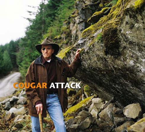 Nebezpečné útoky pumy americké