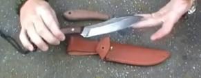 Recenze nože Grohmann 4 survival