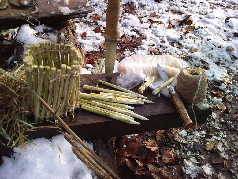 Bushcraft šálky, aneb co příroda dala – foto návod