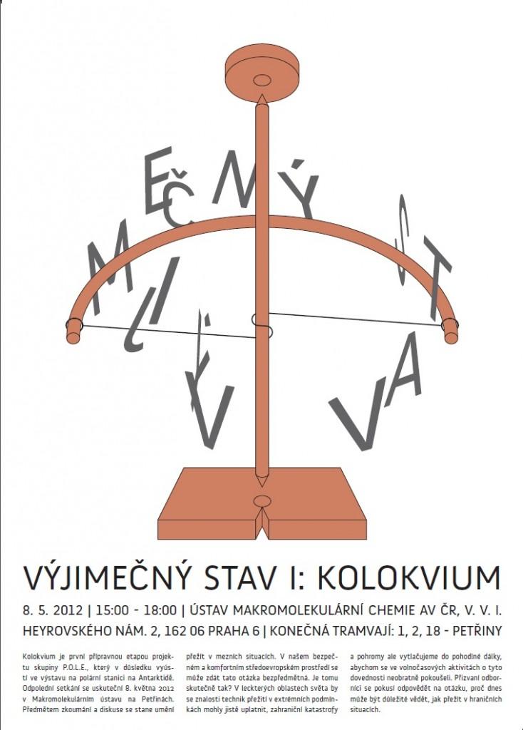 """Kolokvium """"Výjimečný stav"""" – 8. 6. 2012"""