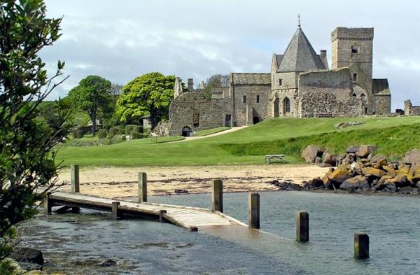 Práce snů na skotském ostrově!