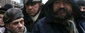 Britský novinář umrzl v rozpadlé budově