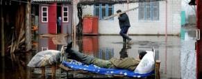 Organizovaná pomoc při záplavách