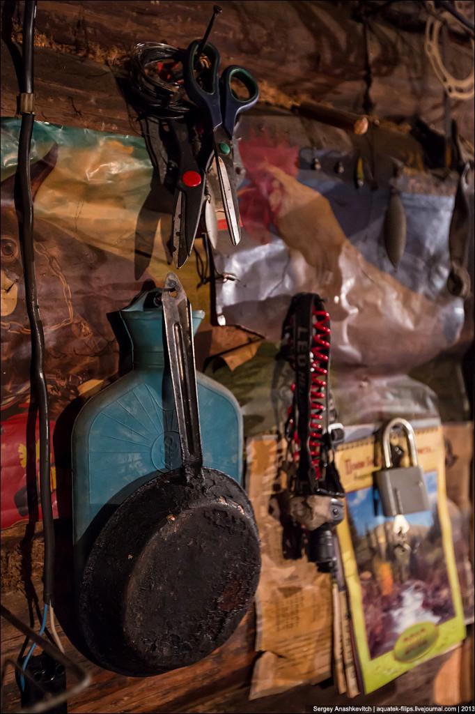 Život v tajze – foto reportáž