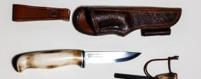 Výroba noža skoženým púzdrom – foto návod