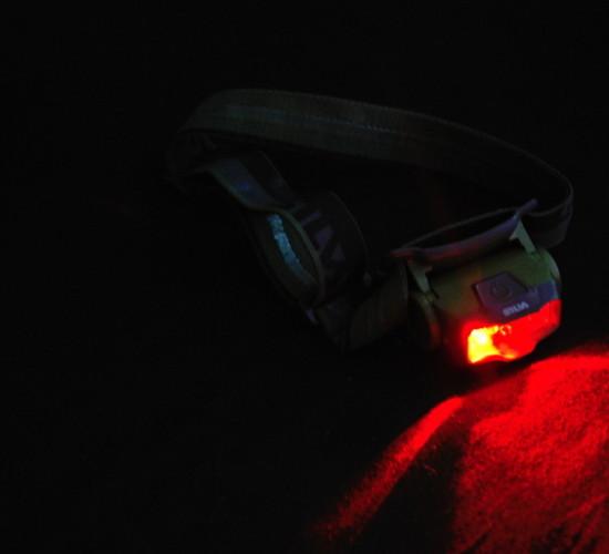 Kčemu je červené světlo?