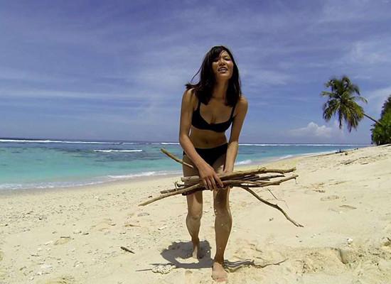 Pobyt na opuštěném ostrově – dobrovolně