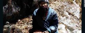 47 dní uvězněný na skalní římse v Himálajích