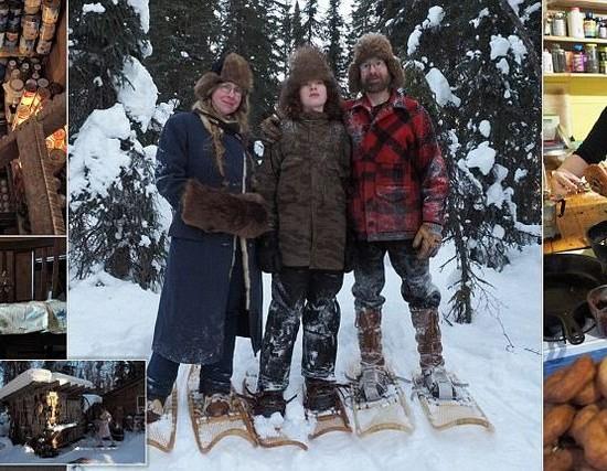 Domov uprostřed Aljašky