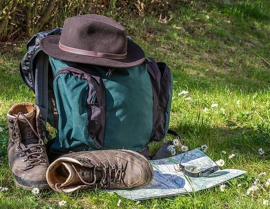 Jak si správně zabalit batoh?