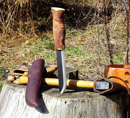 Recenze: Nůž Ahti Leuku 145